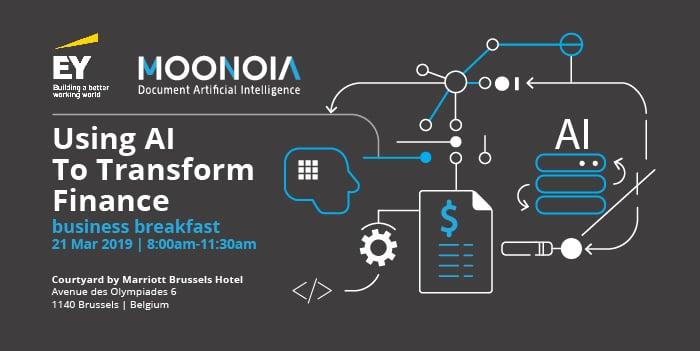 Using AI to transform finance