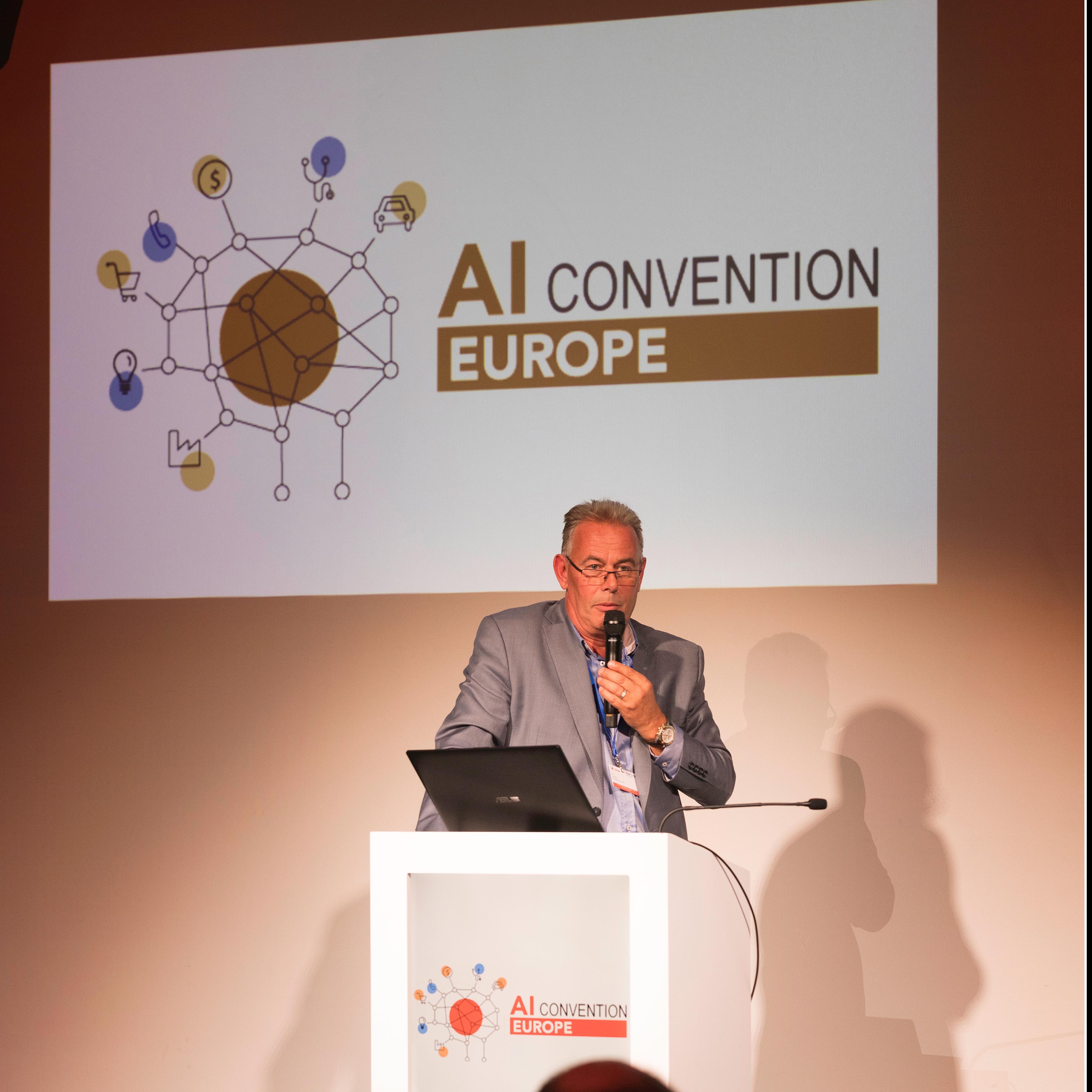 Luc AI convention europe
