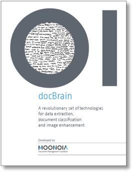 docBrain brochure