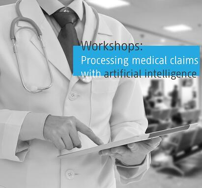 Workshops: Processing medical claims with artificial intelligence